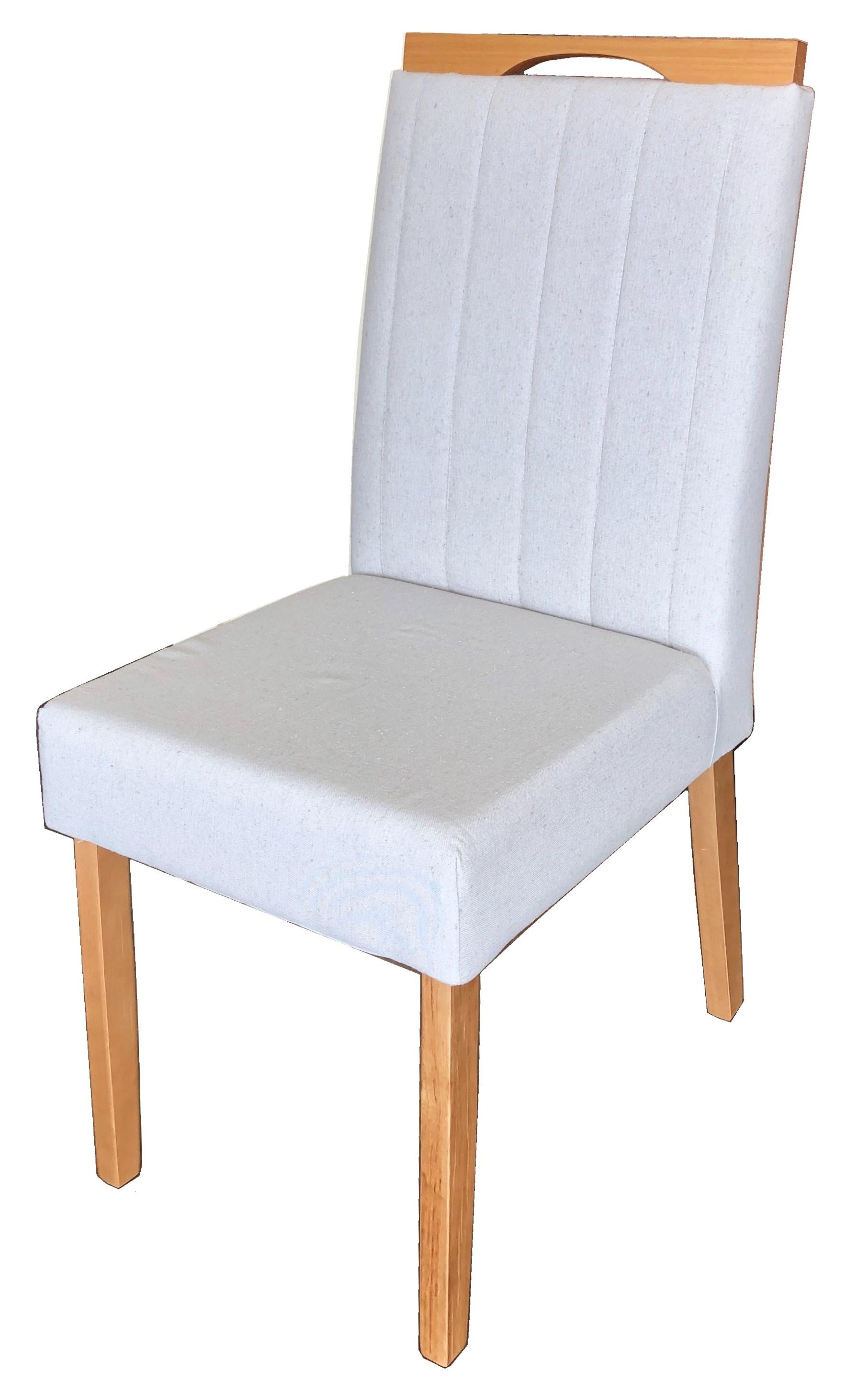 Sala de Jantar com Mesa e Seis Cadeiras Completa 23